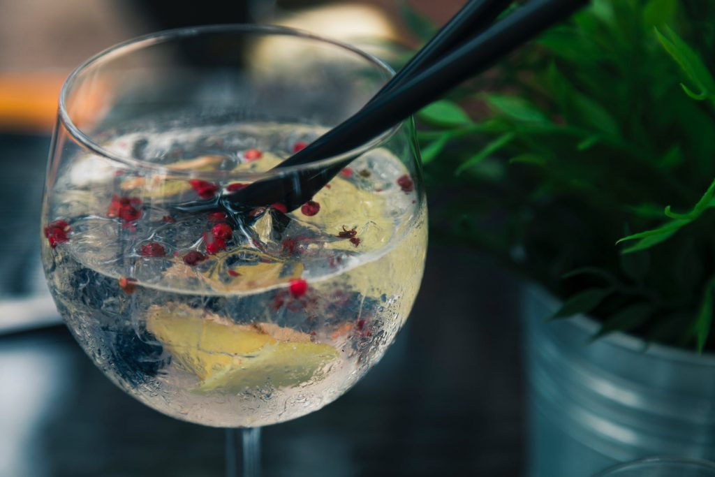 "What Makes Gin ""Upmarket""?"